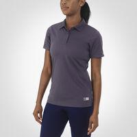 Women's Dri-Power® Short Sleeve Essential Polo STEALTH