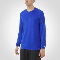 Men's Dri-Power® Core Performance Long Sleeve Tee ROYAL
