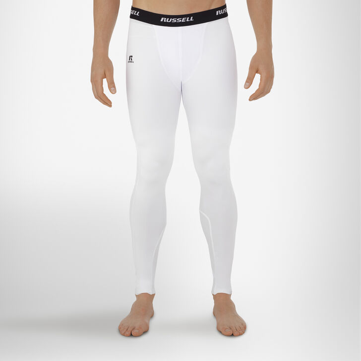 Men's Dri-Power® Performance Cold Weather Tights WHITE