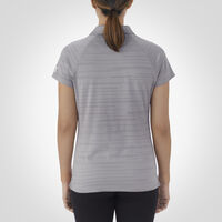 Women's Dri-Power® Striated Polo ROCK