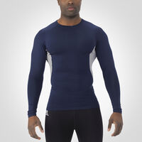 Men's Dri-Power® Long Sleeve Compression Crew