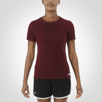 Women's Essential Tee MAROON