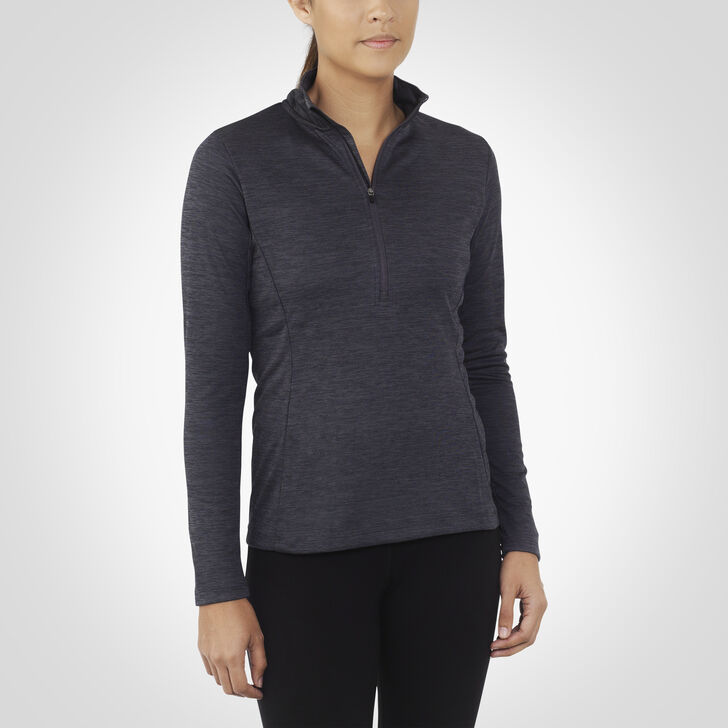 Women's Dri-Power® Lightweight 1/4 Zip Pullover STEALTH
