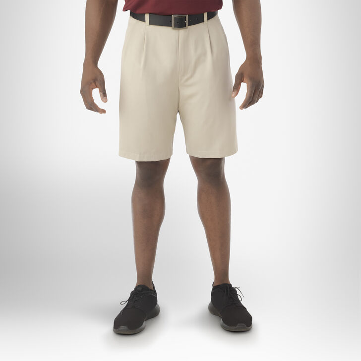 Men's Dri-Power® Golf Shorts CEMENT