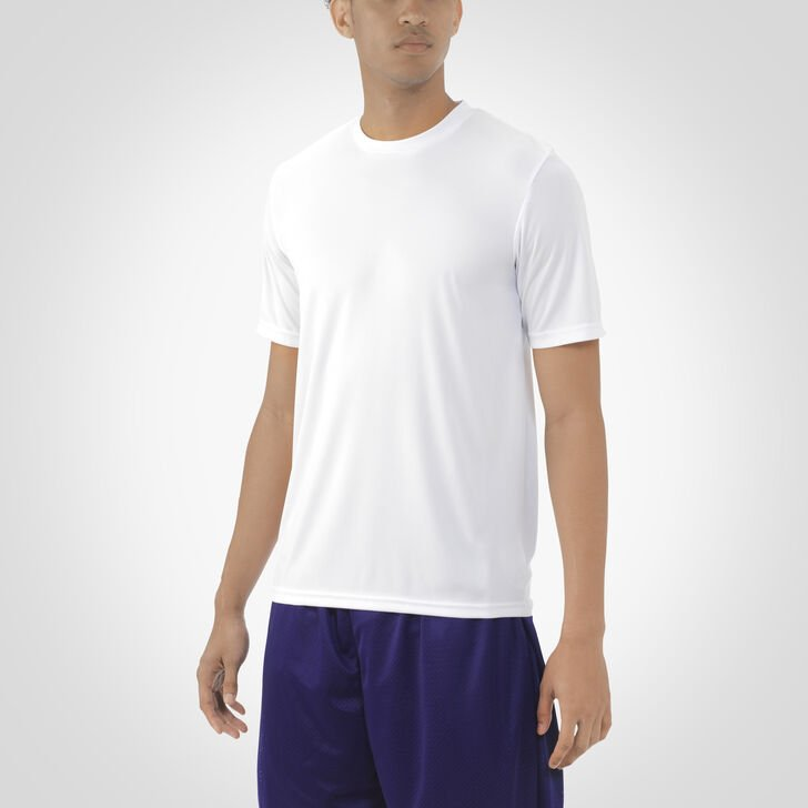 Men's Dri-Power® Core Performance Tee WHITE