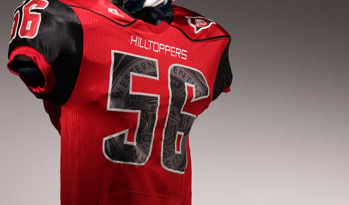 "Russell Athletic Introduces New Uniform Fabric ""Maximum Strength Compression"""