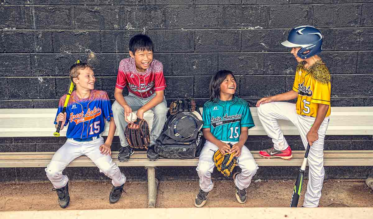 Russell Athletic® and Little League® Unveil Newly Designed, First-of-its-Kind Uniforms For the 2015 Little League® World Series Tournaments