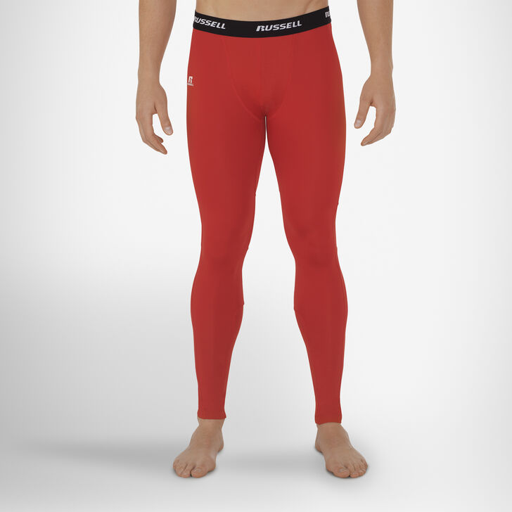 Men's Dri-Power® Performance Cold Weather Tights TRUE RED