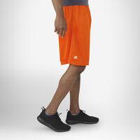 Men's Dri-Power® Mesh Shorts with Pockets BURNT ORANGE