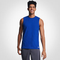 Men's Cotton Performance Muscle ROYAL