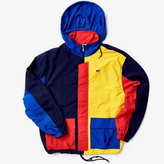 Men's Heritage Parachute Jacket GOLD