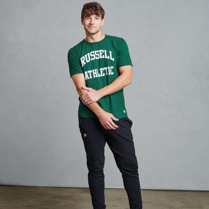 Men's Arch Graphic T-Shirt DARK GREEN