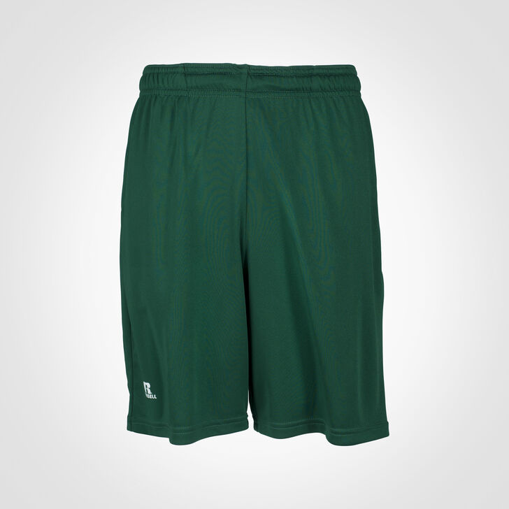 Youth Dri-Power® Performance Shorts with Pockets DARK GREEN