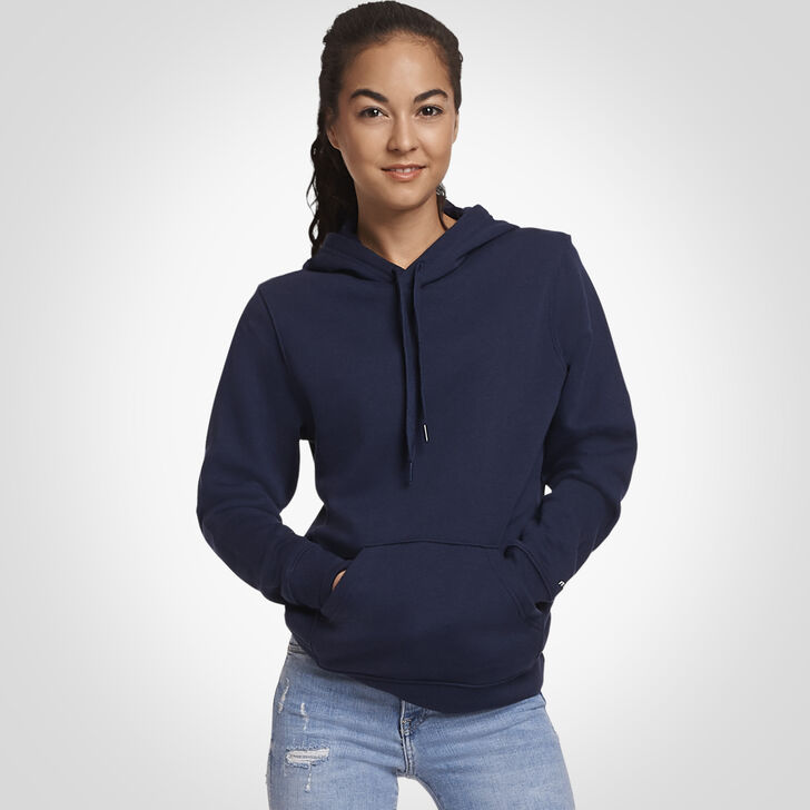 Women's Fleece Hoodie NAVY
