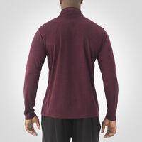 Men's Dri-Power® Lightweight 1/4 Zip Pullover MAROON