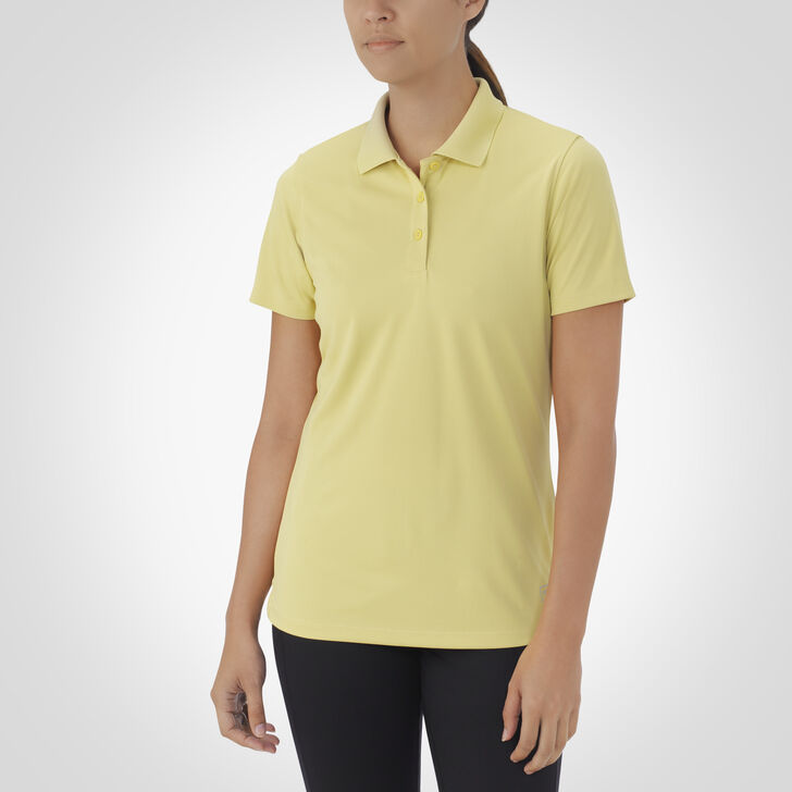 Women's Dri-Power® Short Sleeve Essential Polo GT GOLD