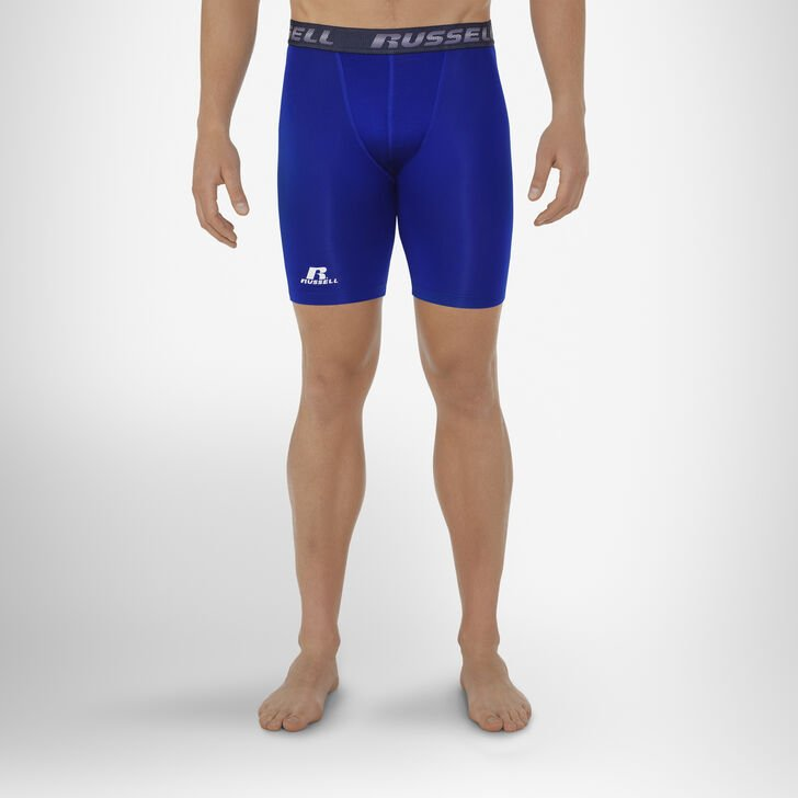 Men's Dri-Power® Compression Shorts ROYAL