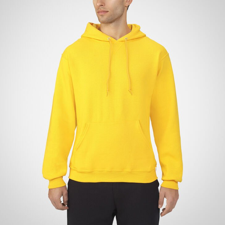 Men's Dri-Power® Fleece Hoodie GOLD