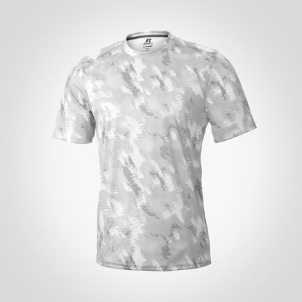 Men's Dri-Power® Camokaze Performance Tee WHITE CAMO-KAZE