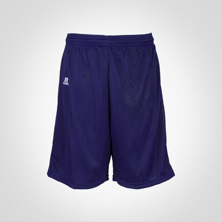 Youth Dri-Power® Mesh Shorts Purple