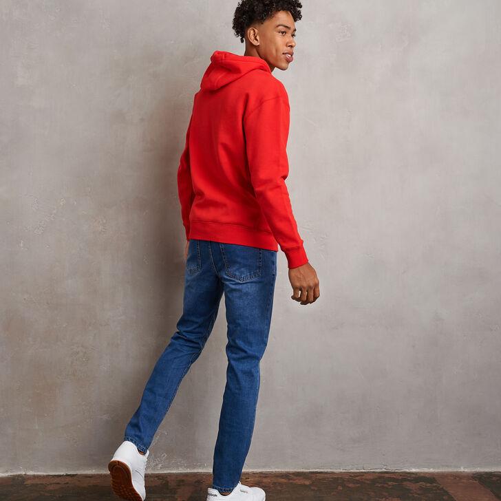 Men's Heritage Fleece Hoodie TRUE RED
