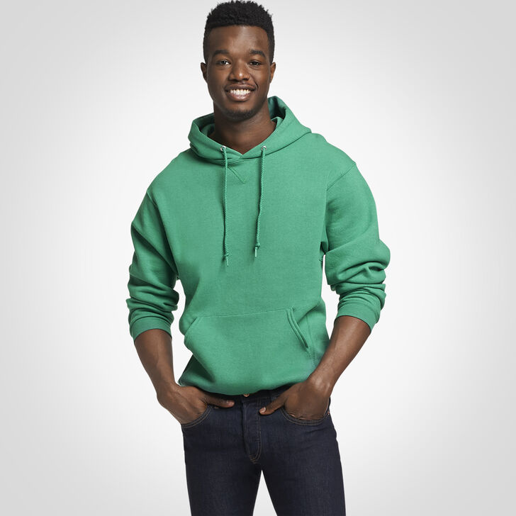 Men's Dri-Power® Fleece Hoodie KELLY