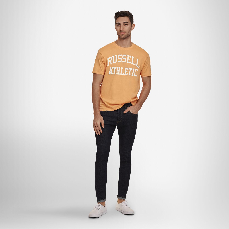 14e4564ae3b32 ... Men s Heritage Arch Graphic T-Shirt CANTALOUPE ...