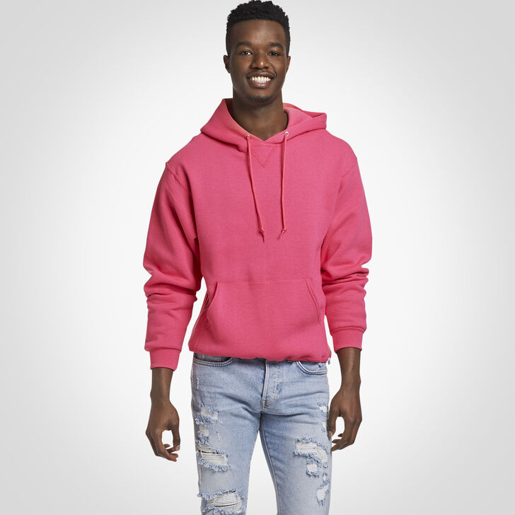 Men's Dri-Power® Fleece Hoodie WATERMELON PINK