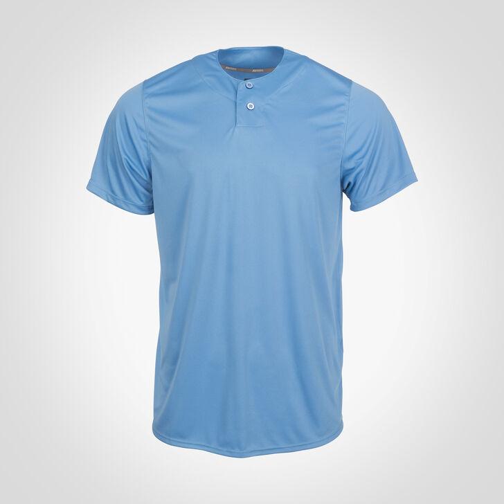 Men's Dri-Power® Solid Baseball Jersey COLUMBIA BLUE