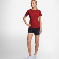 Women's Cotton Performance T-Shirt CARDINAL