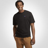 Men's Lightweight Baseliner T-Shirt BLACK