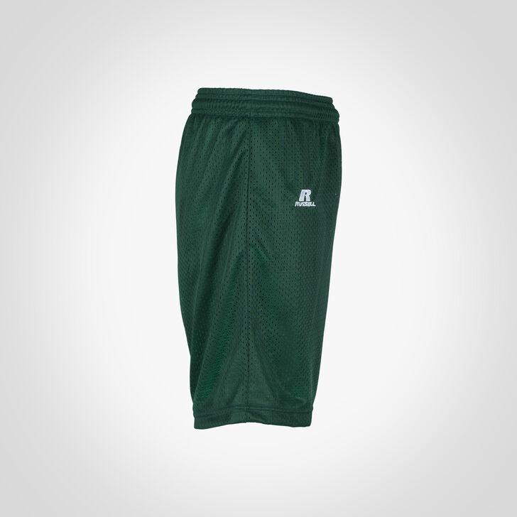 Youth Dri-Power® Mesh Shorts (No Pockets) DARK GREEN