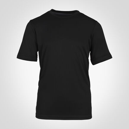Youth Dri-Power® Core Performance Tee Black