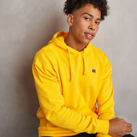 Men's Heritage Fleece Hoodie GOLD FUSION