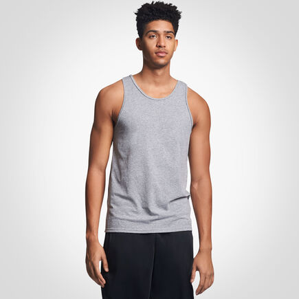 Men's Cotton Performance Tank Top