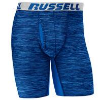 Men's Freshforce Odor Protection Peformance Vented Long Leg Boxer Briefs (2 Pack) ASSORTED