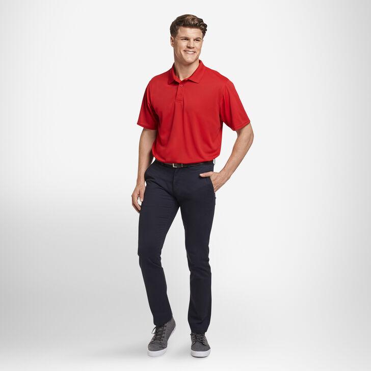 Men's Dri-Power® Performance Golf Polo TRUE RED