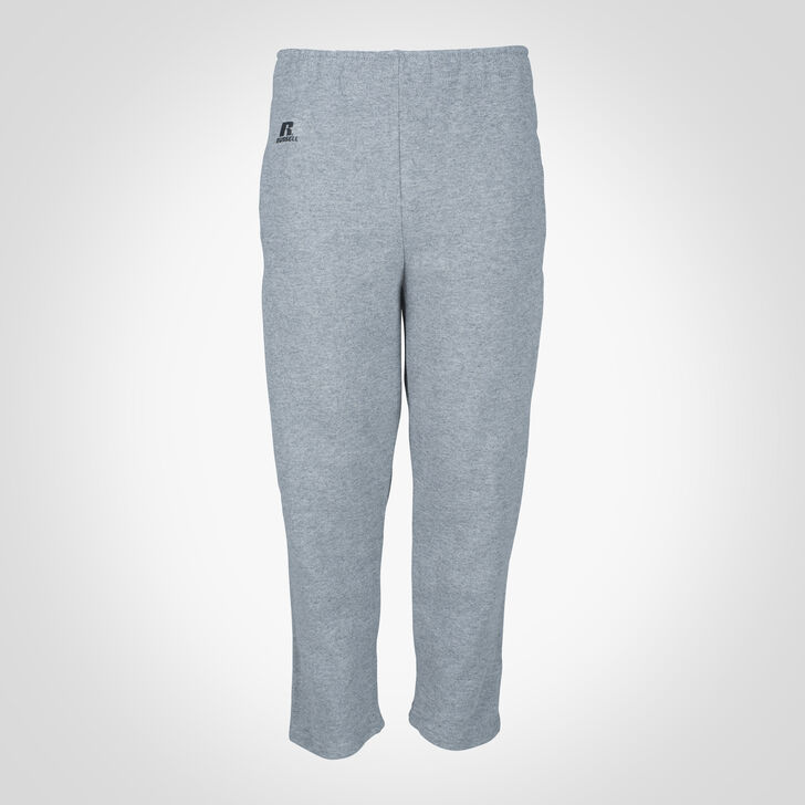 Youth Dri-Power® Open-Bottom Pocket Sweatpants Oxford