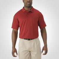 Men's Dri-Power® Essential Short Sleeve Polo CARDINAL