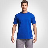 Men's Cotton Performance T-Shirt Royal