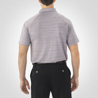 Men's Dri-Power® Striated Polo ROCK
