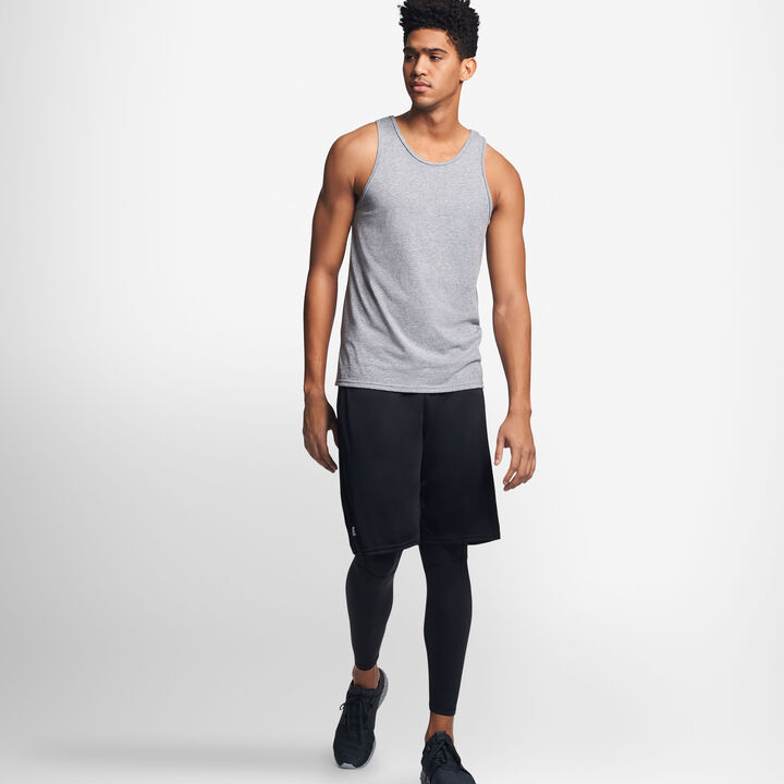 Men's Cotton Performance Tank Top OXFORD