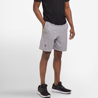 Men's Basic Jersey Cotton Shorts Oxford