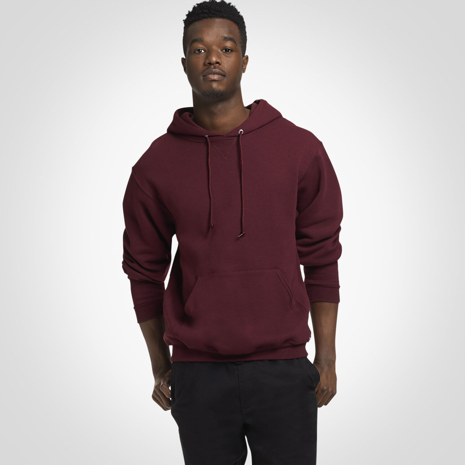 Men s Dri-Power® Fleece Hoodie - Russell US  237cf13c7b24