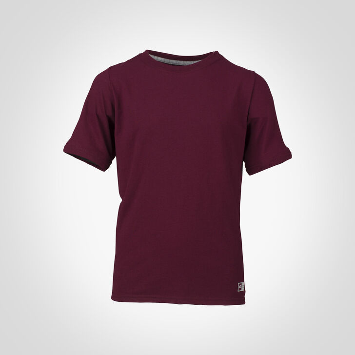 Youth Essential Tee MAROON