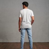 Men's Cotton Performance T-Shirt Ash