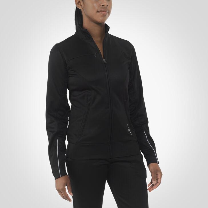 Women's Dri-Power® Tech Fleece Full-Zip Jacket BLACK