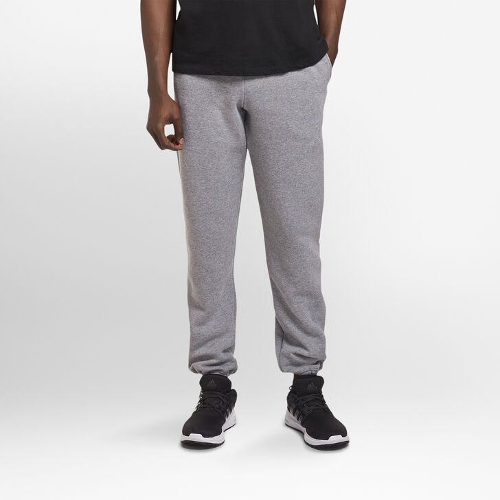 Men's Dri-Power® Closed-Bottom Sweatpants with Pockets Oxford