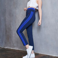 Women's Heritage High Waisted Leggings NAVY