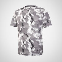 Youth Dri-Power® Camokaze Performance Tee BLACK CAMO-KAZE